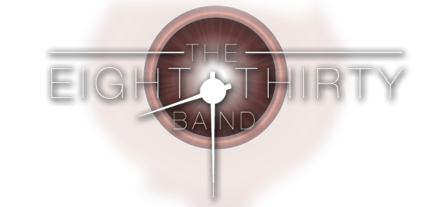 the 830 band logo